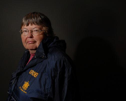 Coroner Barb McLintock