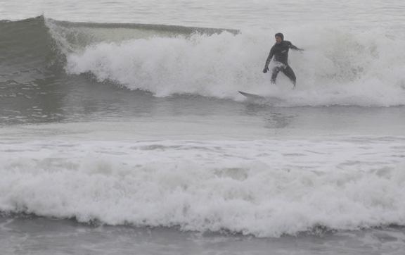Jordan River surf 8