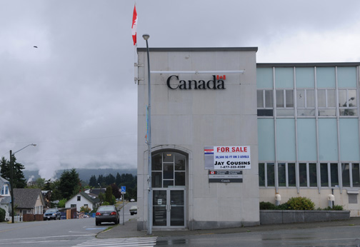 Canada for Sale, Port Alberni, BC 2011