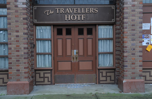 The Travellers Hotel,  Ladysmith,  British Columbia 2012