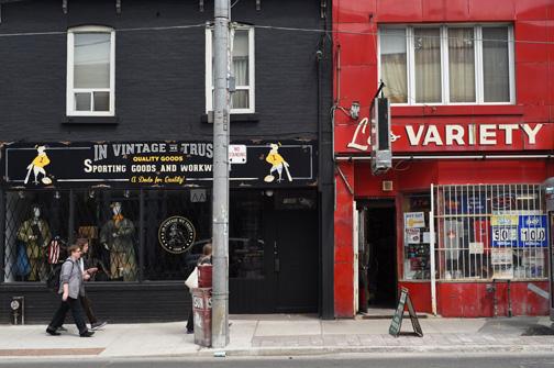Queen Street W. #2 Toronto 2015