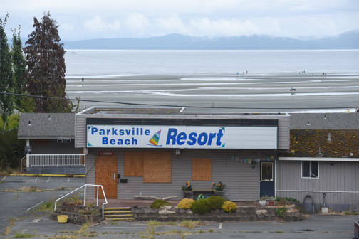 Parksville Beach Resort, Parksville, British Columbia 2015