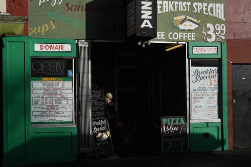 Fresko Cafe, Yates Street, Victoria, BC 2016