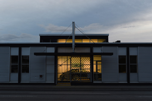 Car Dealer, Clark Drive, Vancouver, British Columbia 2016