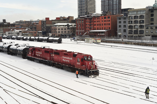 Canadian Pacific, Waterfront, Vancouver, British Columbia 2018