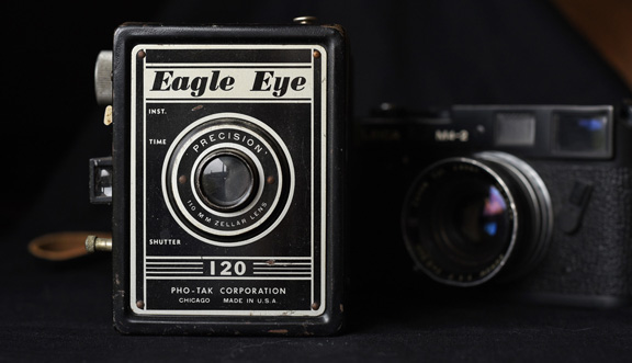 Sama Tata's Eagle Eye Camera